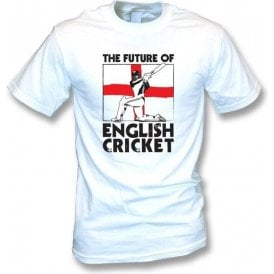 The Future Of English Cricket T-shirt