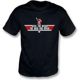 The Need for Speed (Top Gun) T-shirt