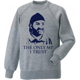 The Only MP I Know (Monty Panesar) Sweatshirt