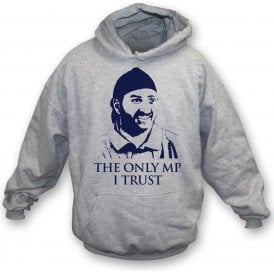 The Only MP I Trust (Monty Panesar) Kids Hooded Sweatshirt