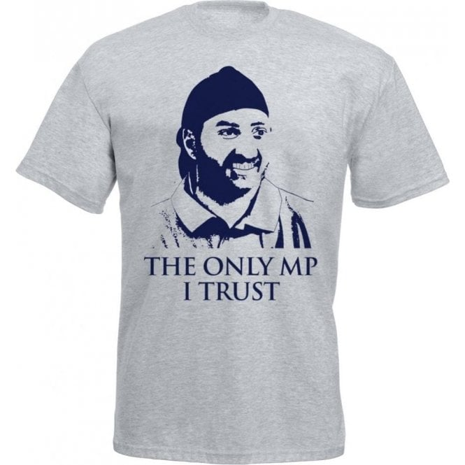 The Only MP I Trust (Monty Panesar) Kids T-Shirt