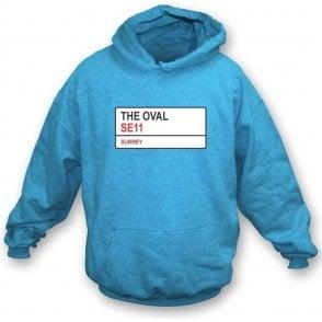 The Oval SE11 Hooded Sweatshirt (Surrey)