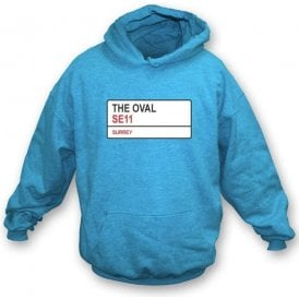The Oval SE11 Hooded Sweatshirt (Surrey)