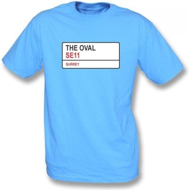 The Oval SE11 T-shirt (Surrey)