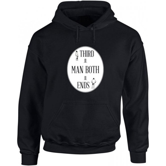 Third Man Both Ends Hooded Sweatshirt