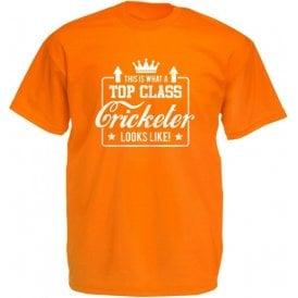 Top Class Cricketer Kids T-Shirt