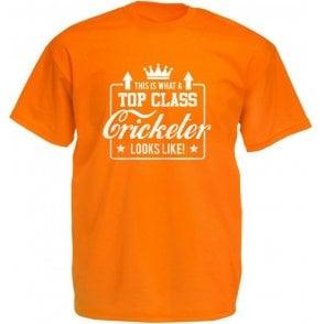 Top Class Cricketer T-Shirt