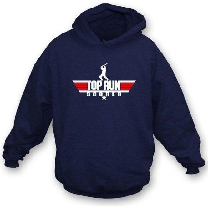 Top Run (Scorer) Hooded Sweatshirt