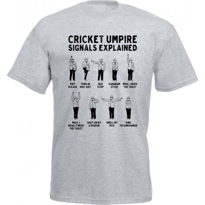 Umpire Signals T-Shirt