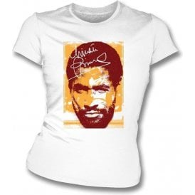Viv Richards Face Womens Slimfit T-Shirt
