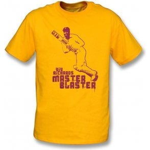 Viv Richards Master Blaster t-shirt
