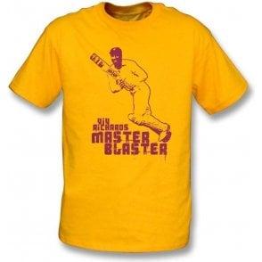 Viv Richards Master Blaster t-shirt