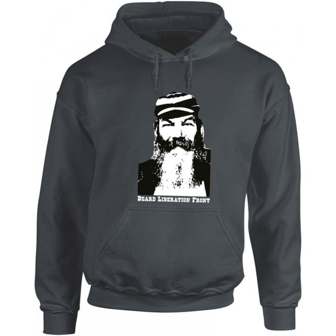 W.G. Grace Beard Liberation Front Hooded Sweatshirt