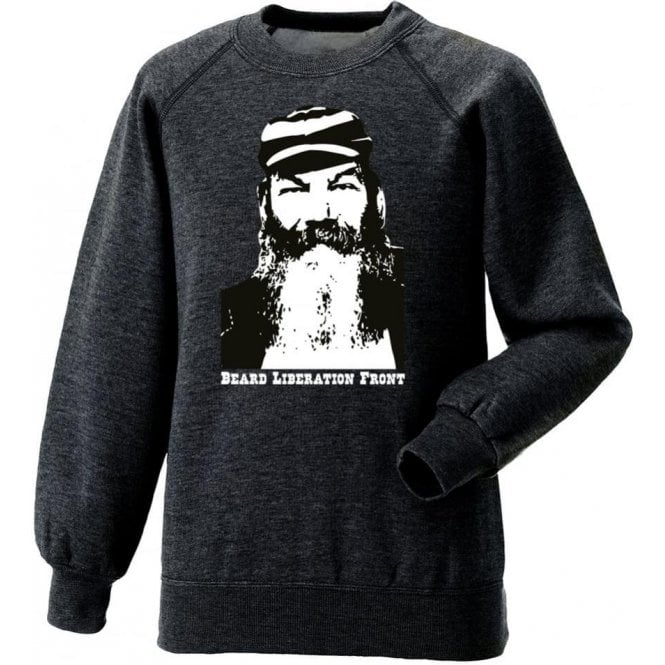 W.G. Grace Beard Liberation Front Sweatshirt