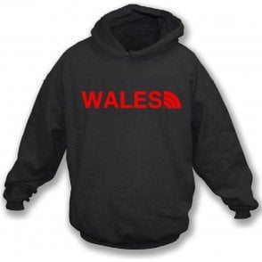 Wales Region Hooded Sweatshirt