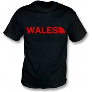 Wales Region Kids T-Shirt