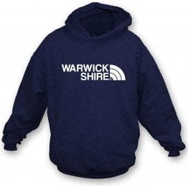 Warwickshire Region Hooded Sweatshirt