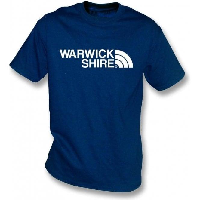 Warwickshire Region Kids T-Shirt