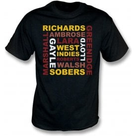 West Indies World Cup Legends T-Shirt