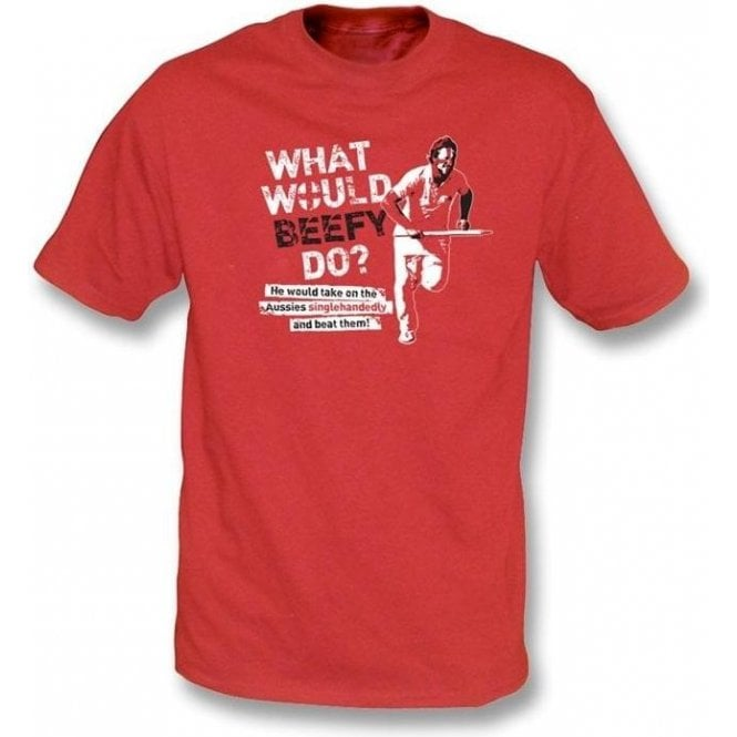 What Would Beefy Do? Children's T-shirt