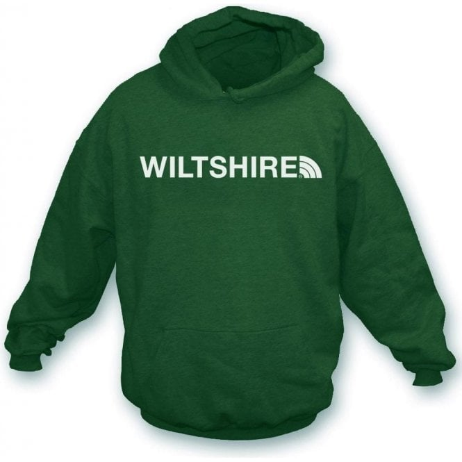 Wiltshire Region Hooded Sweatshirt