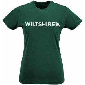 Wiltshire Region Womens Slim Fit T-Shirt