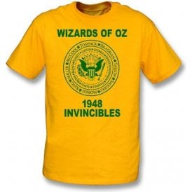 Wizards Of Oz (Australia 1948) T-shirt