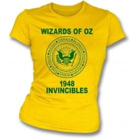 Wizards of Oz (Australia 1948) Womens Slim Fit T-Shirt