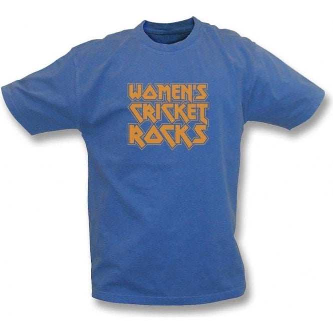 Women's Cricket Rocks Vintage Wash T-Shirt