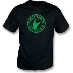Worcestershire Keep The Faith T-shirt