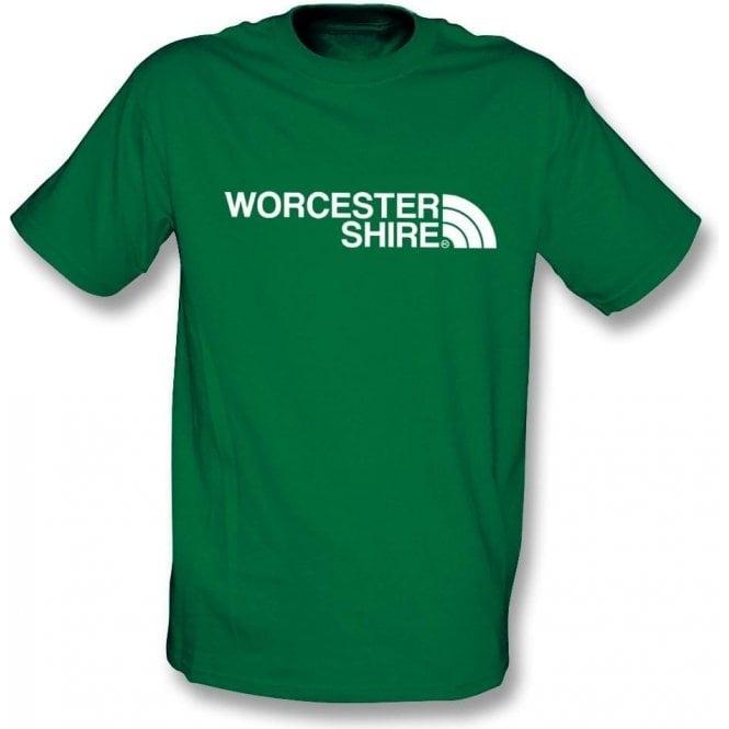 Worcestershire Region Kids T-Shirt