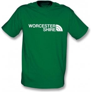 Worcestershire Region Kids T-Shirt