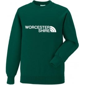 Worcestershire Region Sweatshirt