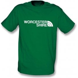 Worcestershire Region T-Shirt