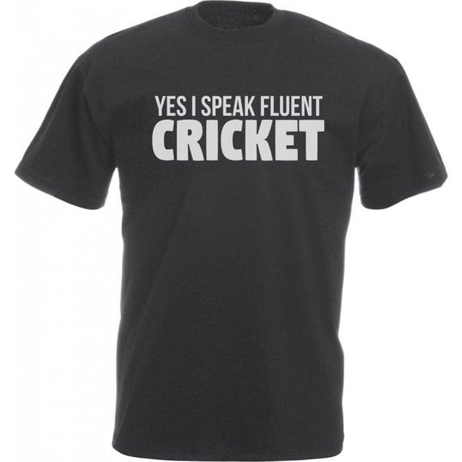 Yes, I Speak Fluent Cricket Vintage Wash T-Shirt