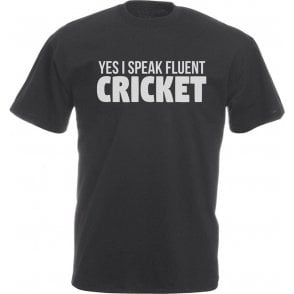 Yes, I Speak Fluent Cricket Vintage Wash T-Shirt