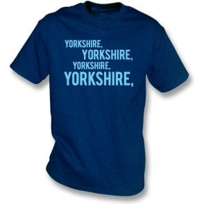 Yorkshire Chant Kids T-Shirt
