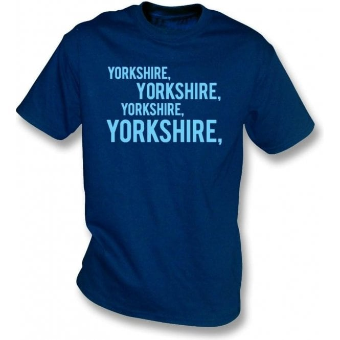 Yorkshire Chant T-Shirt