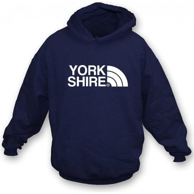 Yorkshire Region Kids Hooded Sweatshirt