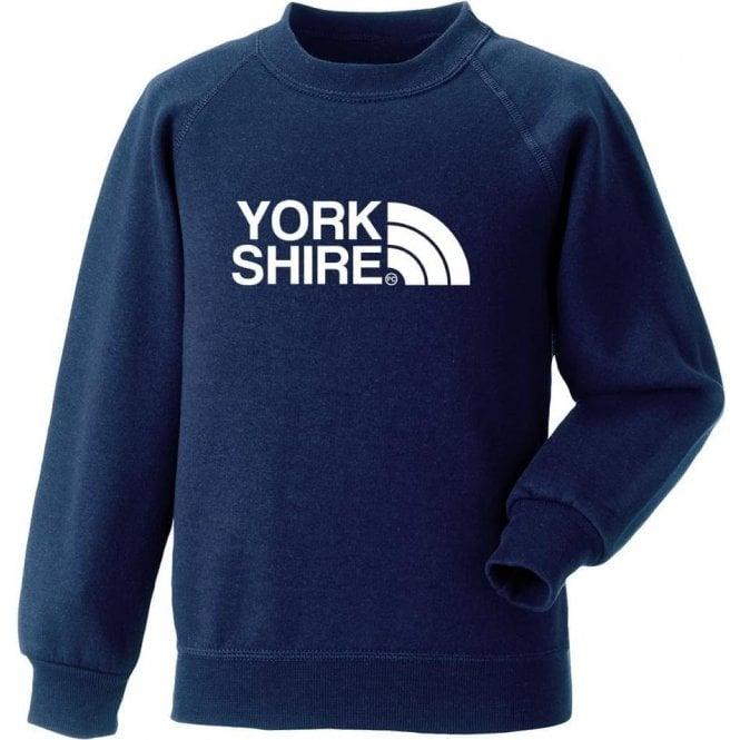 Yorkshire Region Sweatshirt